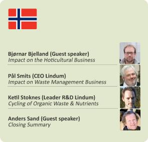Seminar Norway – June 16th 13:00 – 18:00